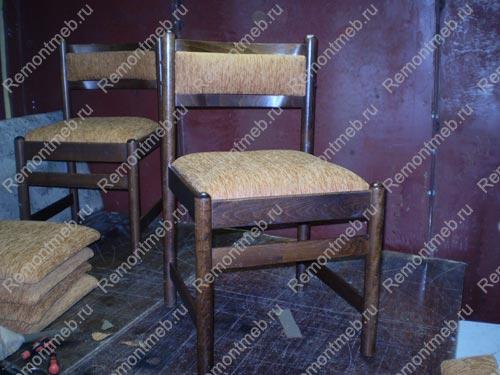 Как отремонтировать стулья своими руками