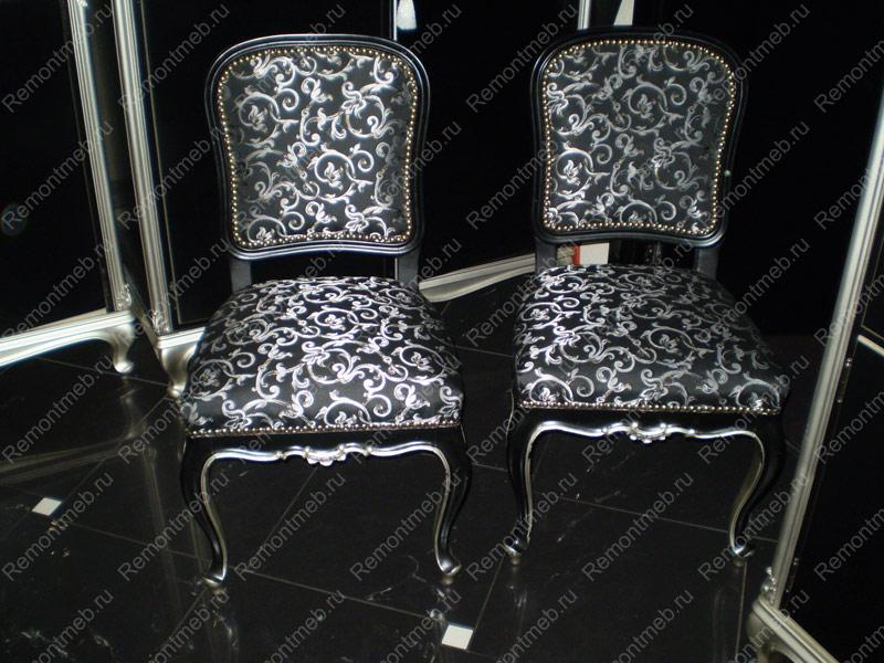 Обивка стулья своими руками